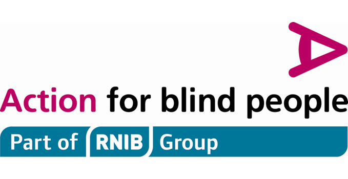 logo of Action For Blind People