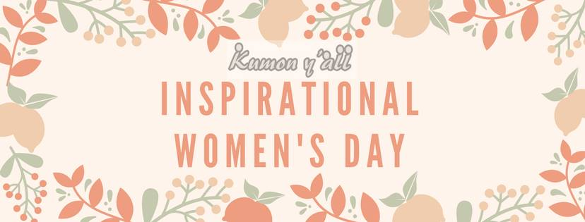 image for Inspirational Women's Day event