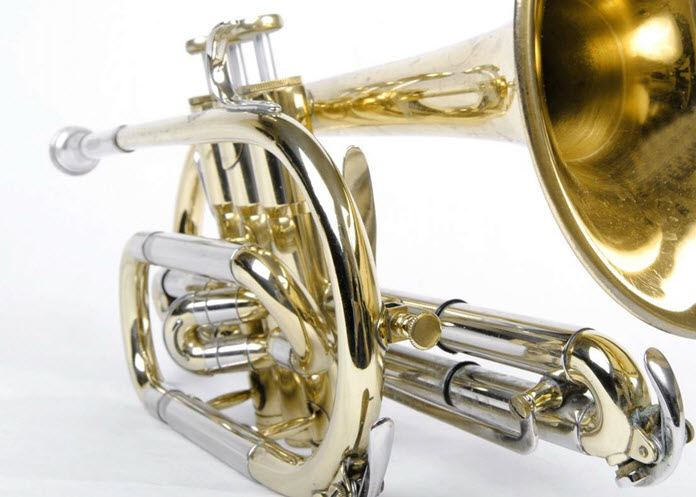 image of brass musical instrument