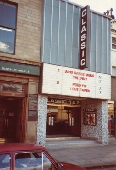 Classic cinema, Dewsbury