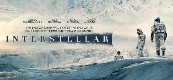 image of interstellar movie poster
