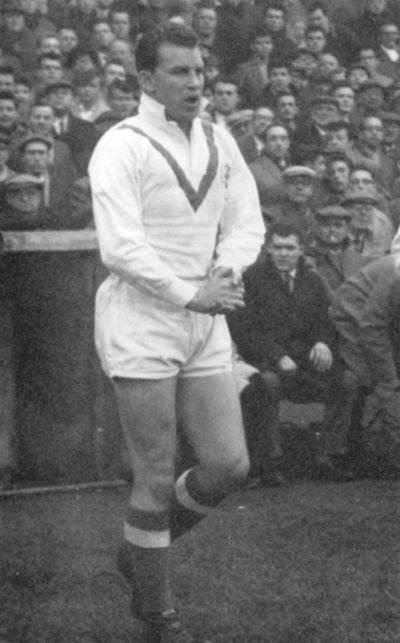 photo of Mick Sullivan, born in Dewsbury