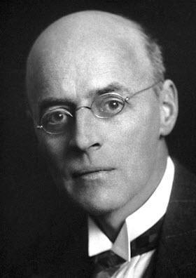 photo of Own Richardson, physicist born in Dewsbury