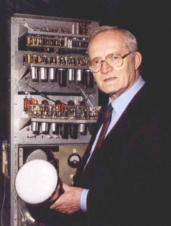 photo of Tom Kilburn,born in Dewsbury