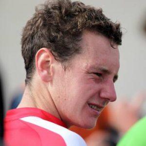 photo of Alistair Brownlee born in Dewsbury