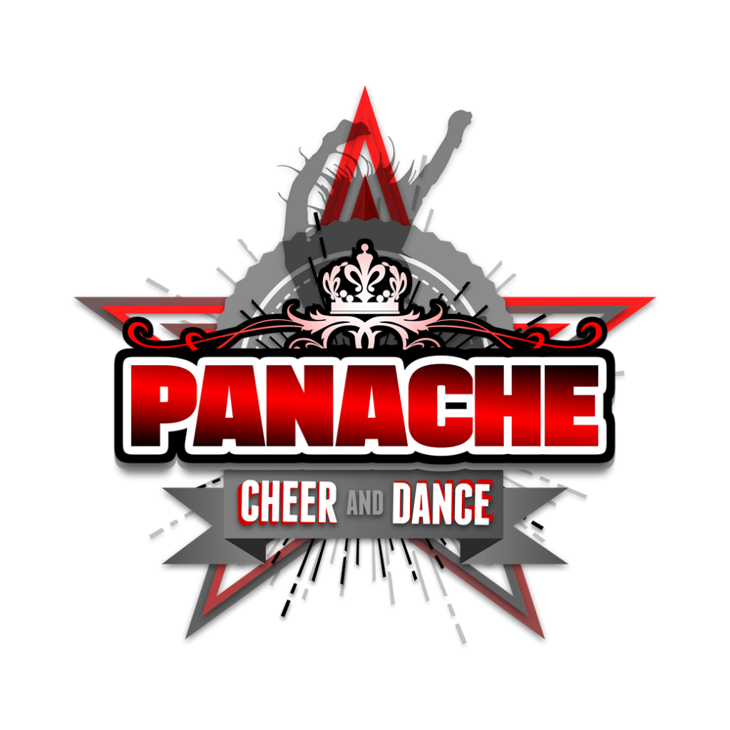 logo image for Panache Cheer & Dance