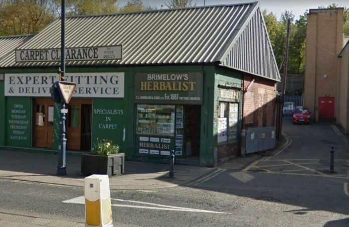 photo of Brimelows Herbalists in Dewsbury