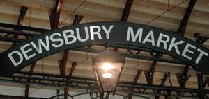 image of Dewsbury Market entrance