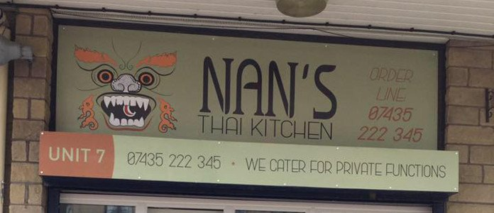 picture of Nans Thai Kitchen in Dewsbury