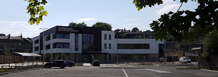 photo of Springfield College, Dewsbury