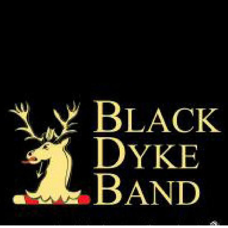Black Dyke Band in Dewsbury